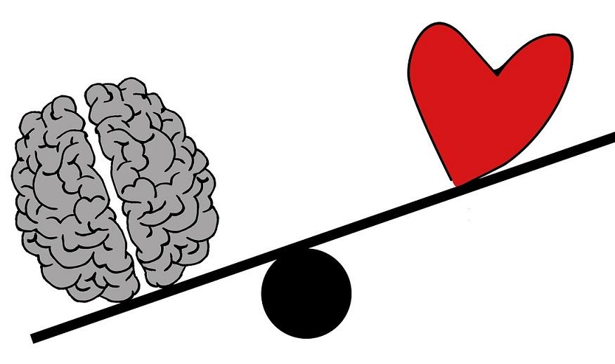 脳とハート